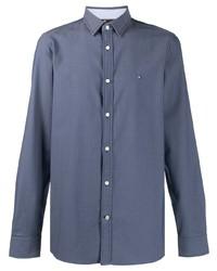 Tommy Hilfiger Micro Motif Twill Shirt