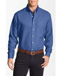 Cutter & Buck Nailshead Epic Easy Care Classic Fit Sport Shirt