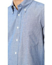 Mark McNairy New Amsterdam Button Down Shirt