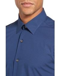 Pal Zileri Ottoman Dot Sport Shirt