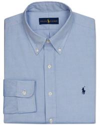 Polo Ralph Lauren Pinpoint Oxford Solid Dress Shirt