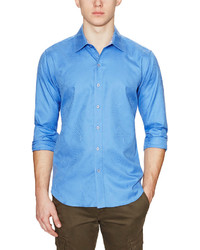 Robert Graham Whaler Tailored Fit Dress Shirt