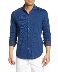 Bugatchi Shaped Fit Shirt