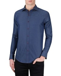 Shaped fit sport shirt medium 4422917