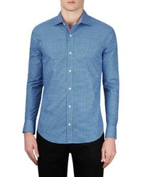 Shaped fit sport shirt medium 4422944