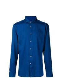 Borriello Slim Fit Button Shirt
