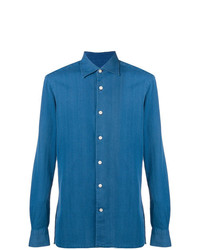 Kiton Slim Fit Shirt