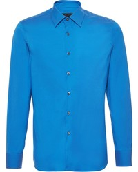 Prada Slim Fit Stretch Shirt