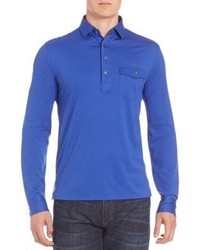 Polo Ralph Lauren Solid Long Sleeve Shirt
