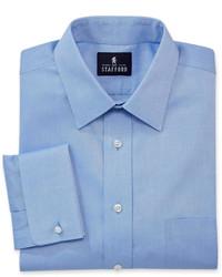 Stafford Stafford Executive Non Iron Cotton Pinpoint Oxford Shirt