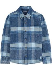 Tommy Hilfiger Checked Poplin Shirt