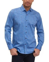 Robert Graham Zander Tailored Fit Sport Shirt