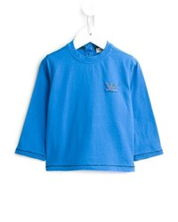 Armani Junior Long Sleeve T Shirt