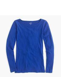 J.Crew Long Sleeve Painter T Shirt