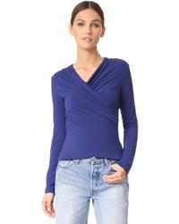 Carven Long Sleeve T Shirt