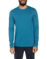 BOSS Tenison Long Sleeve Crewneck T Shirt