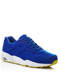 Puma Bright Lace Up Sneakers