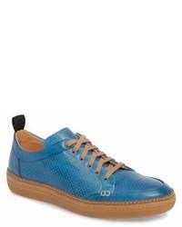 Mezlan Ceres Perforated Low Top Sneaker