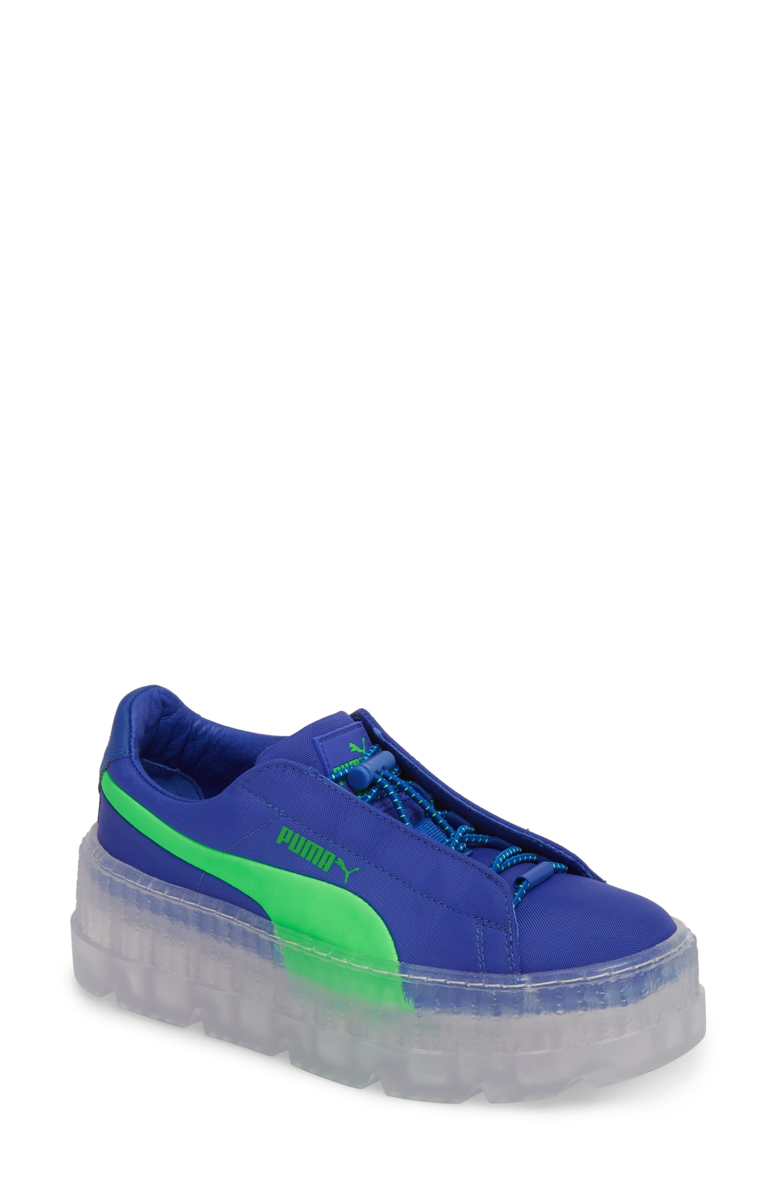 sale retailer 1d393 8d1c5 Fenty By Rihanna Cleated Creeper Sneaker