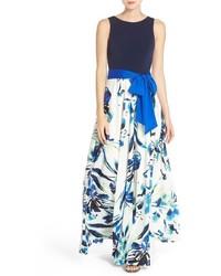 Jersey crepe de chine maxi dress medium 517462