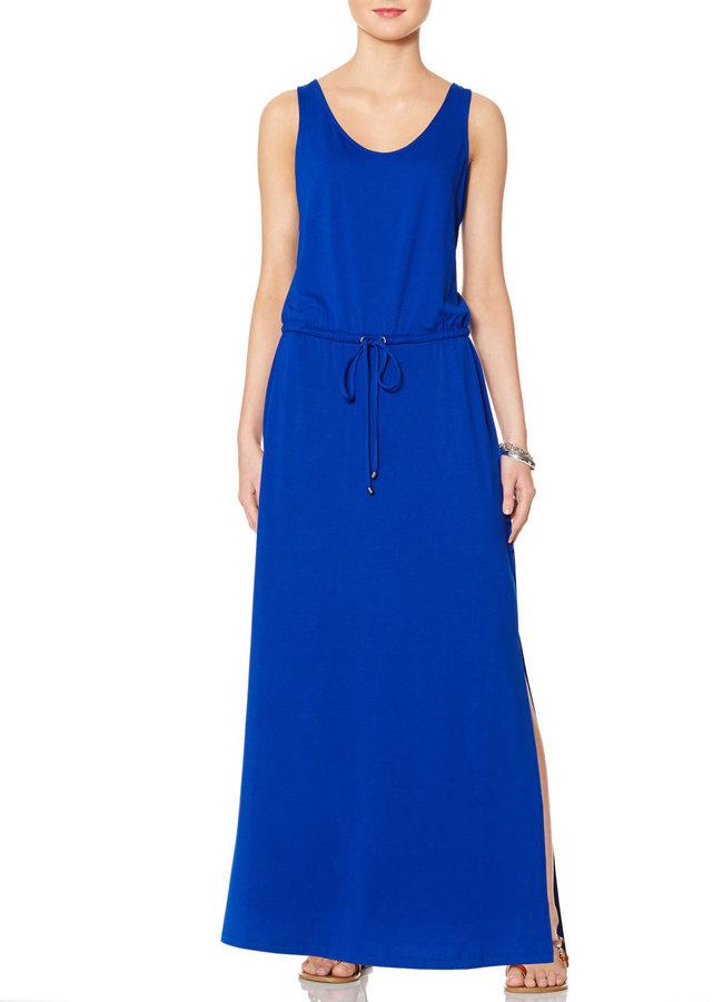 The limited grecian maxi dress