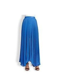 Blue maxi skirt original 1464855