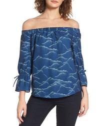 Willa off the shoulder blouse medium 4423456