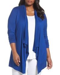 Plus size open front cardigan medium 4344099