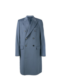 Dolce & Gabbana Double Breasted Midi Coat