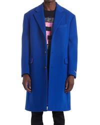 Versace Wool Blend Topcoat