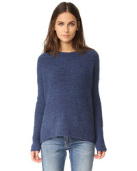 Oversized crew sweater medium 3640511