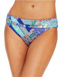 Kenneth Cole Reaction Paisley Bikini Bottom