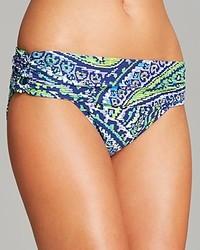 Ralph Lauren Lauren Matira Paisley Hipster Bikini Bottom