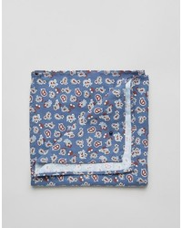 Jack and Jones Jack Jones Pocket Square Paisley