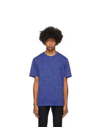 Etro Blue Paisley T Shirt