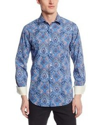 Moods of Norway Kristian Vik Paisley Woven Shirt