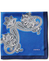 Daniel Cremieux Cremieux Connected Persian Paisley Pocket Square