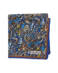 David Donahue Paisley Pocket Square