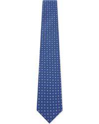 Eton Floral Paisley Silk Tie