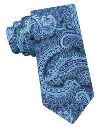 Ted Baker Leaf Paisley Silk Tie
