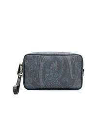 Etro Leather Clutch