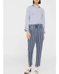Mango Flowy Trousers