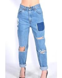 Levi's Custom Boyfriend Jeans