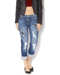 Ruby And Jenna Patch Boyfriend Jeans