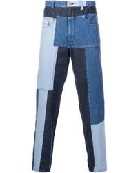 Miharayasuhiro Patchwork Jeans