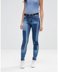 Vila Patchwork Jeans
