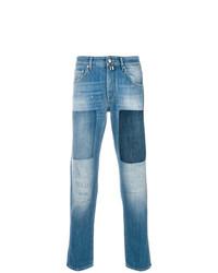 Jacob Cohen Patchwork Jeans