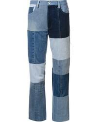 Patchwork woodstock jeans medium 830809