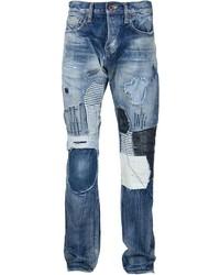 Prps Noir Patchwork Jeans