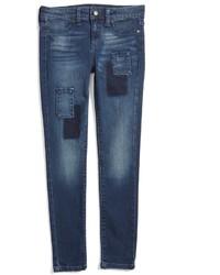 Joe's Jeans Toddler Girls Joes Patchwork Skinny Jeans